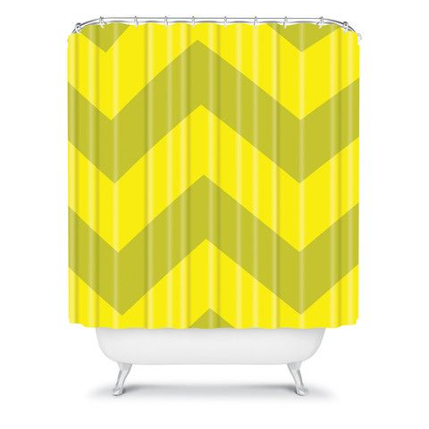 1000 Ideas About Yellow Shower Curtains On Pinterest Chevron Shower Curtains Shower Curtains
