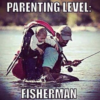 This will be my brother. He already wants to take Samantha on the boat.