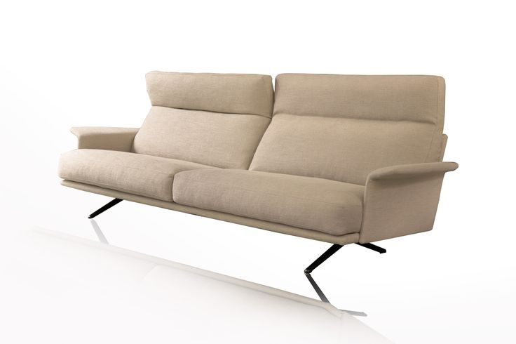 sofa high from the ground, real comfort seat