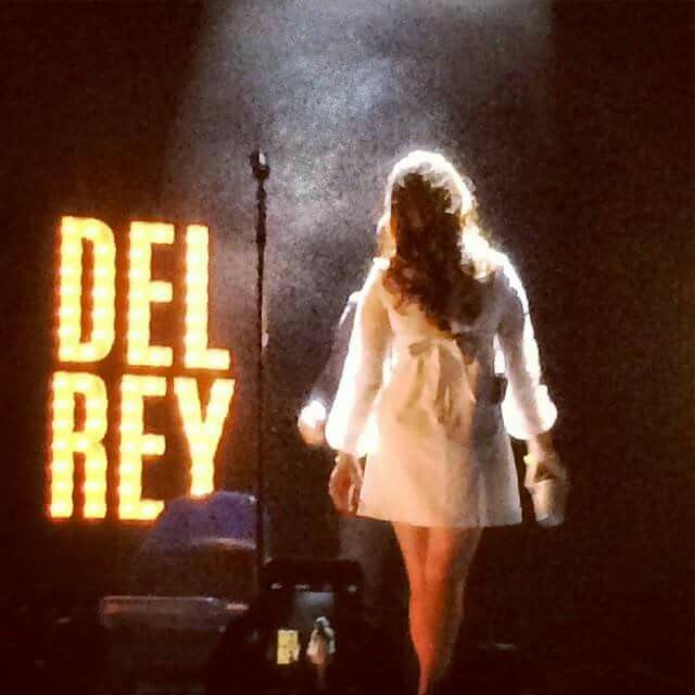 Lana Del Rey in Phoenix