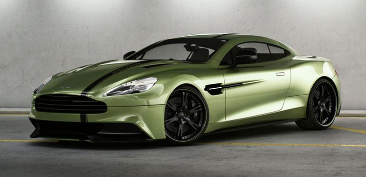 Which Aston Martin by Wheelsandmore would you choose? Green Vanquish?? More great cars on www.youlikecars.co.uk