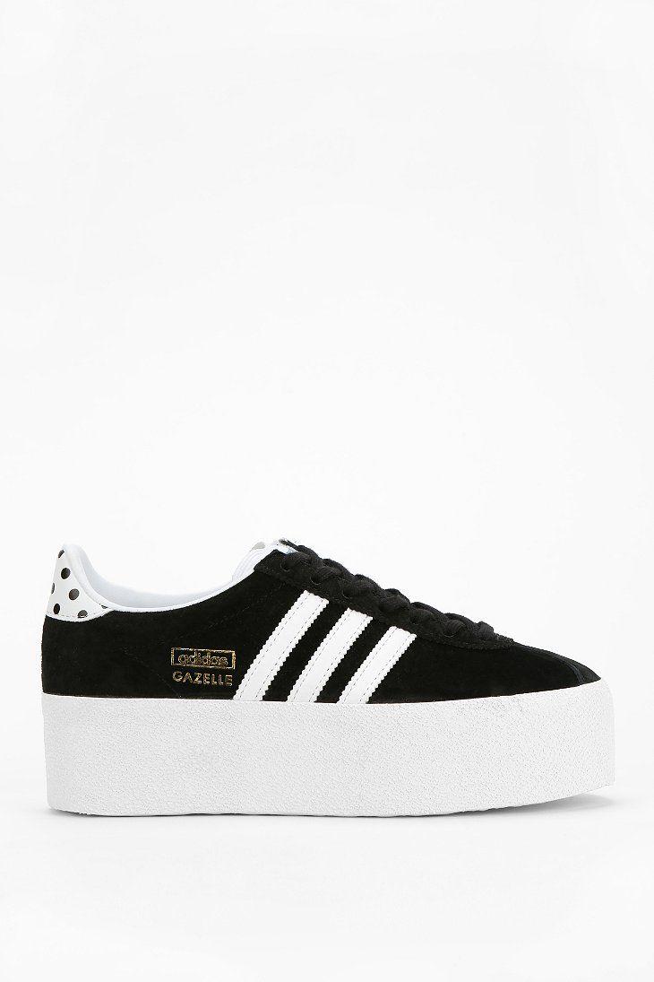 adidas Gazelle Platform Sneaker