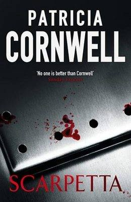 Kay Scarpetta series. There have been about 20 of them, and they are excellent. I am like a kid on Christmas when I find out the new one is coming out. If you enjoy crime mysteries, this series is worth checking out!