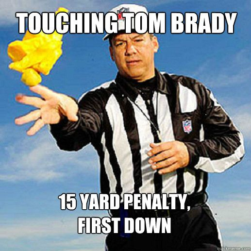 Patriots Tuck Rule Game - ImageStack