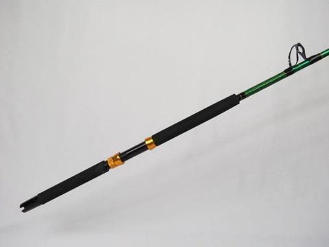 Brand New 130lb Saltwater Fishing Rod - Turbo guide w/ Roller Tip