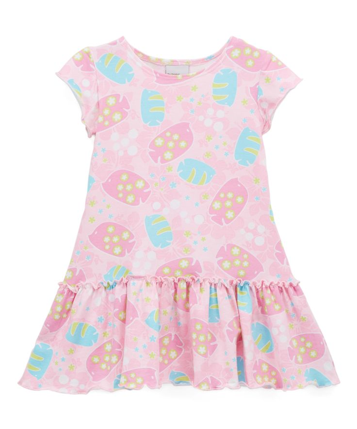 Bubble Fish Izzy Dress - Infant Toddler & Girls