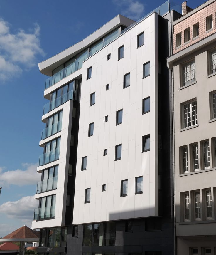78 Best Images About Corian Facade Elewacje Z Corianu On Pinterest Vienna Office Buildings