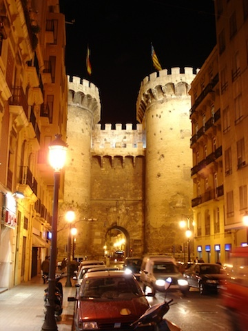Torres de Quart - Valencia. Click here for exciting activity holidays to Spain. Eg 'Northern Spain by Bike' £899 http://www.adventuretravelshop.co.uk/adventure-holidays-europe/