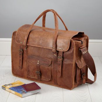 VIDA Statement Bag - Traveler by VIDA 01Ias