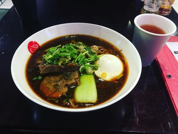 "33 Likes, 5 Comments - Anastasia Gryllis (@julietsvengeance) on Instagram: ""I just want to eat ramen forever #ramen #Hurstville #yummy #food #Japanese #beef #spicy…"""