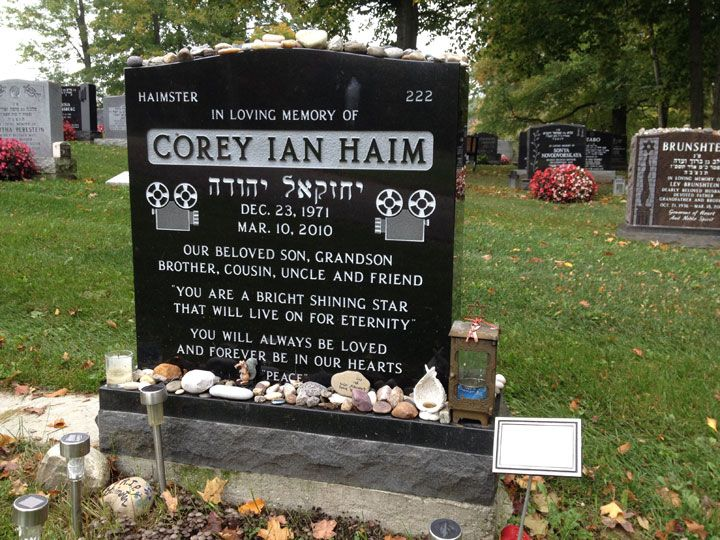 Corey Haim.....my favorite teenage actor!