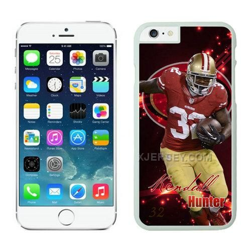 http://www.xjersey.com/san-francisco-49ers-iphone-6-cases-white3.html SAN FRANCISCO 49ERS IPHONE 6 CASES WHITE3 Only $21.00 , Free Shipping!