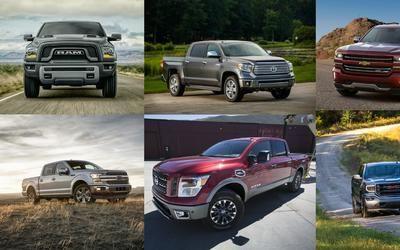 El mercado estadounidense cuenta 15 pickups disponibles a la venta para...