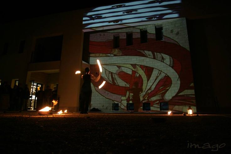 event fire e mapping