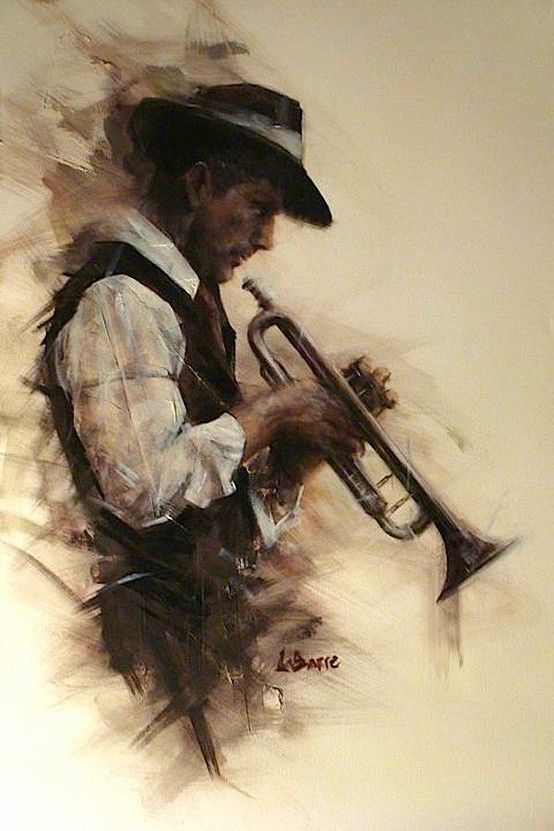 ARTIST I Rémi LaBarre © I Montreal, Quebec Can almost hear the jazz.                                                                                                                                                     More