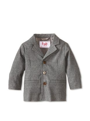 50% OFF Il Gufo Kid's Blazer (Steel)