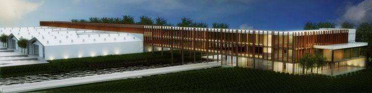 Infraestructura para Sangolquí ---Centro de Acopio de alimentos---