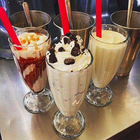 The Diner — Washington, D.C. | 19 Insane Milkshake Shops Around The World You Need To Eat At