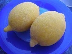 Все что нужно кулинару: Замороженные лимоны — средство против рака. Вы об этом не знали Хозяйкам на заметку