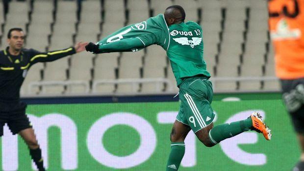 Djibril  Cissé 6  Panathinaikos