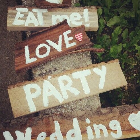 #wedding #cartelli #matrimoni #scrittesullegno