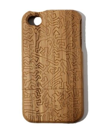 Keith Haring x Colors – Bamboo iPhone 4/4S Case