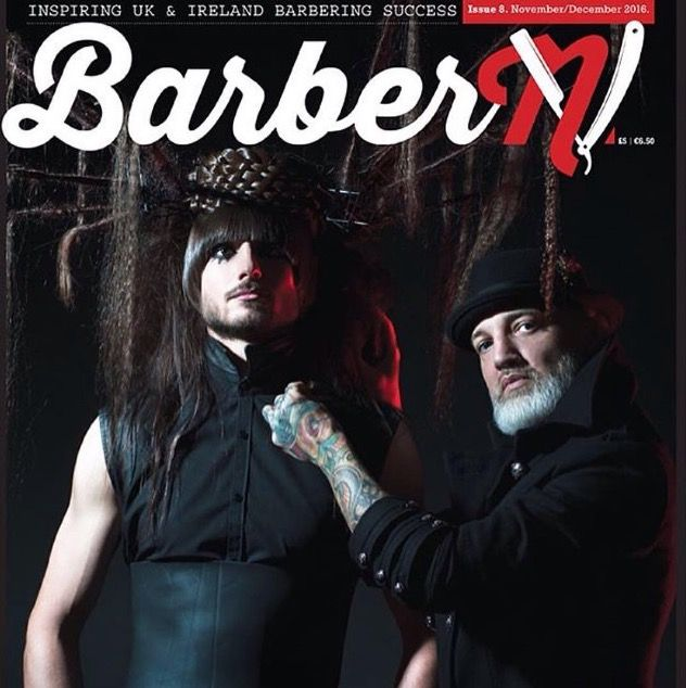 We are glad to announce that we are featured in the BarberNY Magazine of December. Thanks @barbernvmagazine  Welcome to BarberNV  Read the new issue here https://issuu.com/MediaNV/docs/issu3