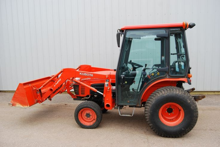 Used Kubota B3030 Tractor Get A Tractor Michigan Sales Marquette