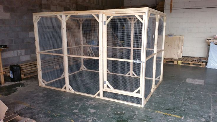 Large Walk In Rabbit Run. Perfect to give your Fur babies some space to Run and hop about.   Handmade to order By Boyles Pet Housing