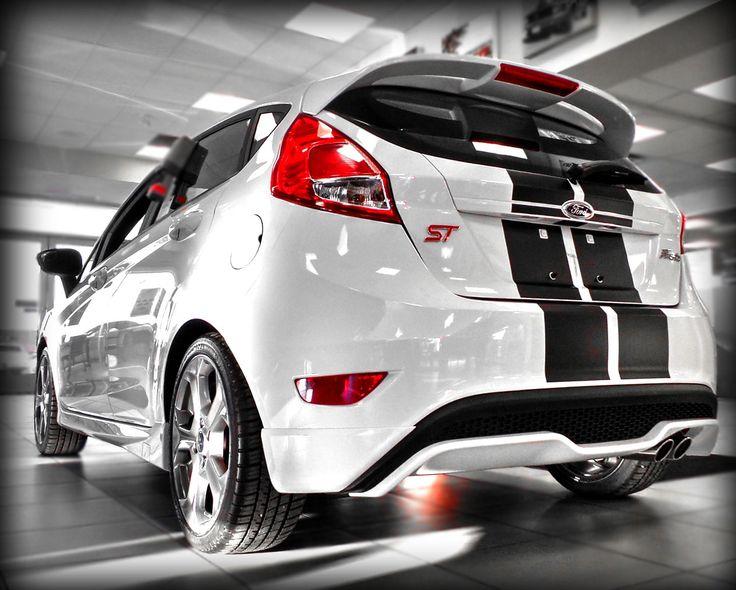 2015 #Ford Fiesta ST