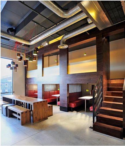 Tinderbox Espresso Bar by Jonathan Clark Architects
