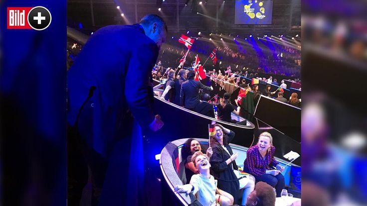 *** BILDplus Inhalt *** BILD beim ESC in Kiew - Was Sie im TV nicht sahen