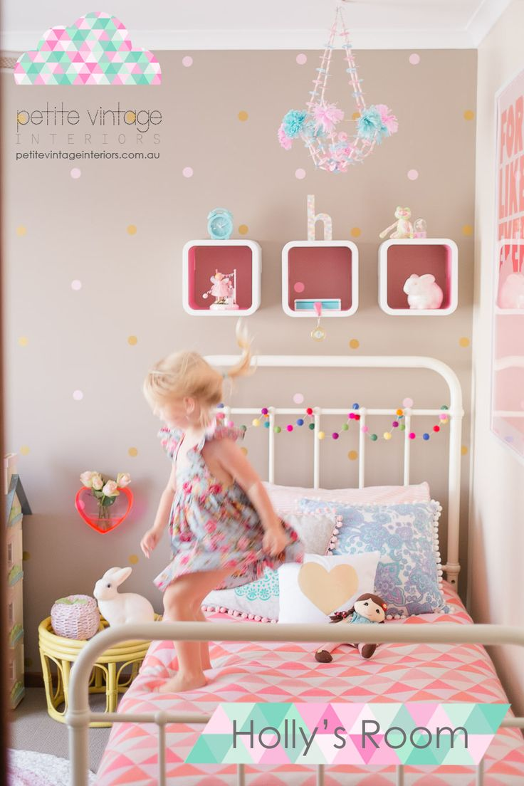 54 best minecraft room images on pinterest party children and show us your nursery hollys pretty vintage bedroom i love everything in this room but love the bookshelves and shadow boxes amipublicfo Images