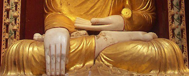 Burma - Monywa - Thanboddhi Pagode