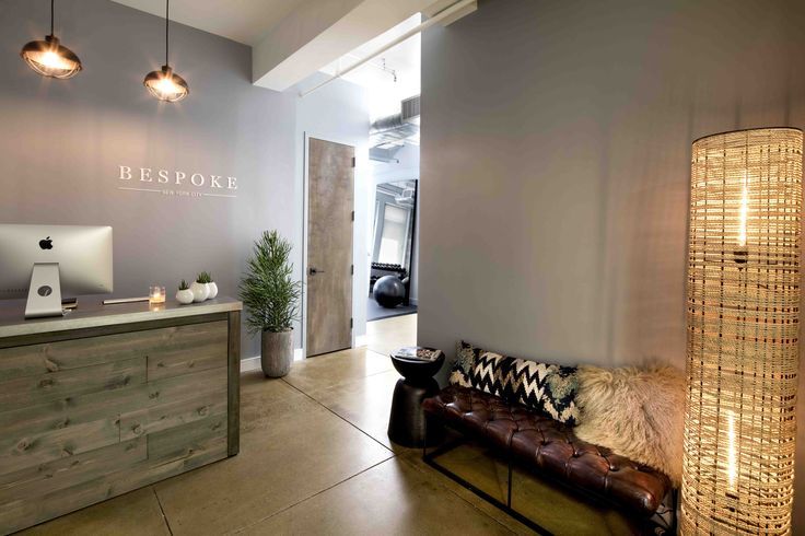 You Won't Believe How Stylish This Physical Therapy Office Is