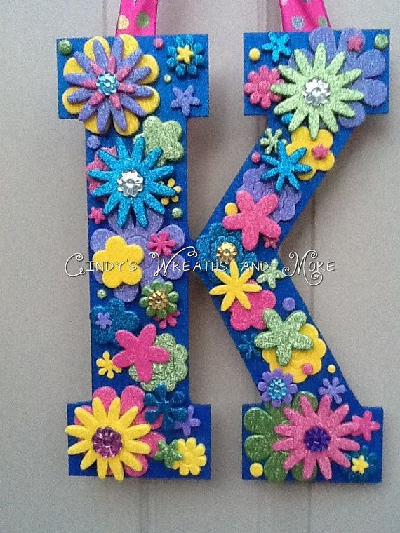 17 best ideas about wooden letter crafts on pinterest for Small wooden letters for crafts