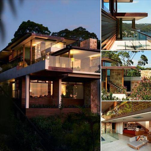 Delany House in Sydney, Australia by Jorge Hrdina Architects
