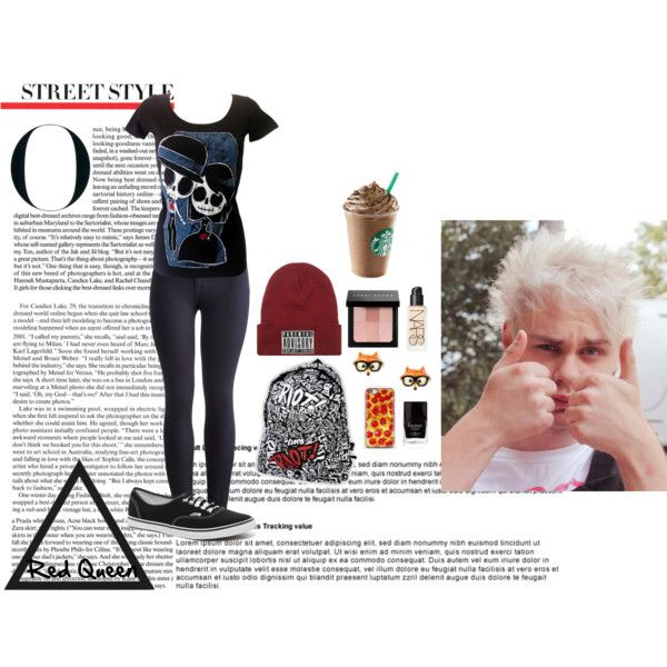 Michael by elleonora-scarlat on Polyvore featuring Joules, Vans, Bobbi Brown Cosmetics, NARS Cosmetics and Butter London