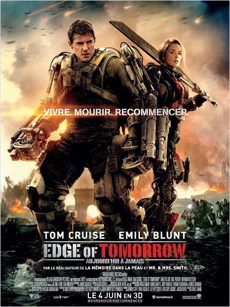 Edge Of Tomorrow : Affiche