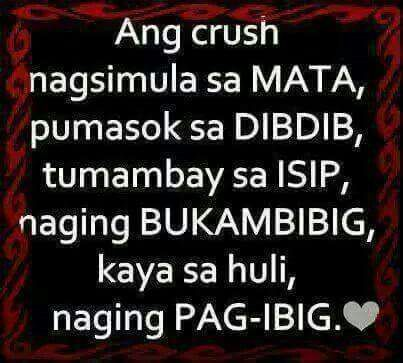 25 best ideas about crush quotes tagalog on pinterest i