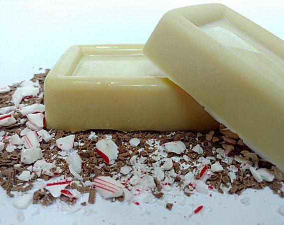 Chocolate Peppermint Lotion Bar, Cocoa Butter Lotion Bar, Lotion Bar, Organic Lotion Bar, Vegan Lotion Bar, Moisturizing Lotion Bar