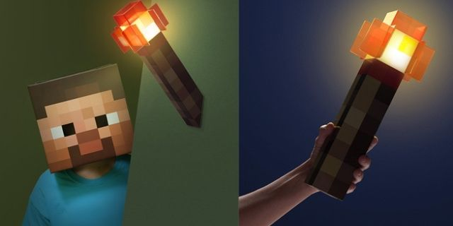 A Portable Minecraft Redstone Wall Torch Is Useful In Real Life http://cstu.io/4eaeb2 #minecraft