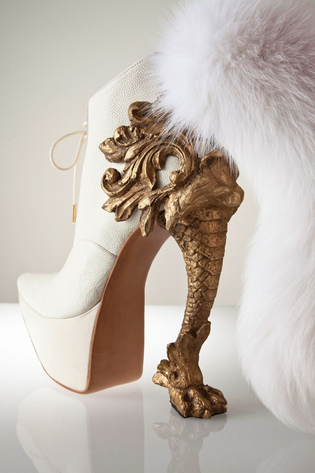 Shocking Shoes from Masaya Kushino