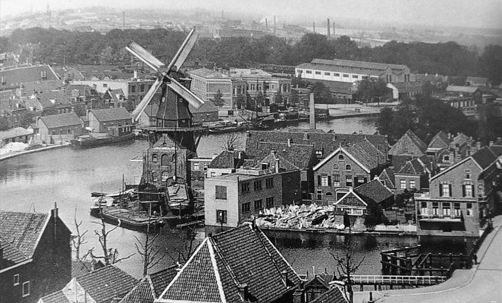 Panorama Haarlem (jaartal: 1900 tot 1910) - Foto's SERC