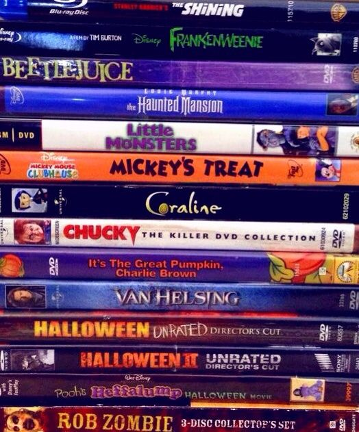 Halloween movies to watch