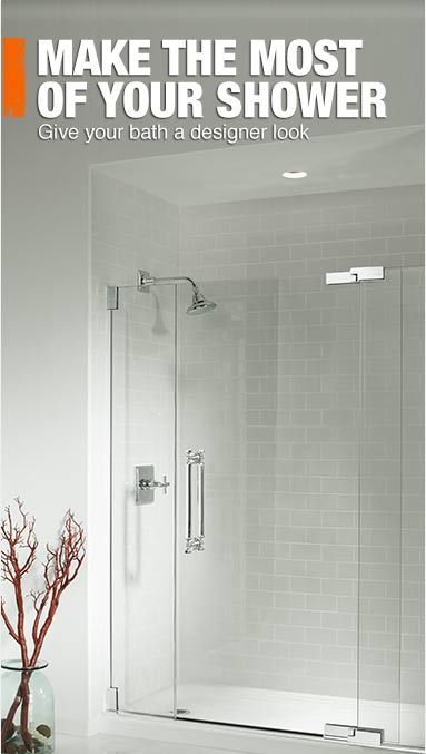 I like this looking showerhead  Soak in our large selection of bathtubs
