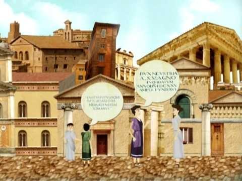 La Roma Imperial para niños 2-2