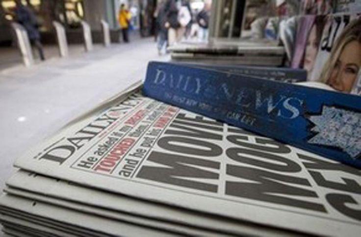 Tronc buys New York Daily News