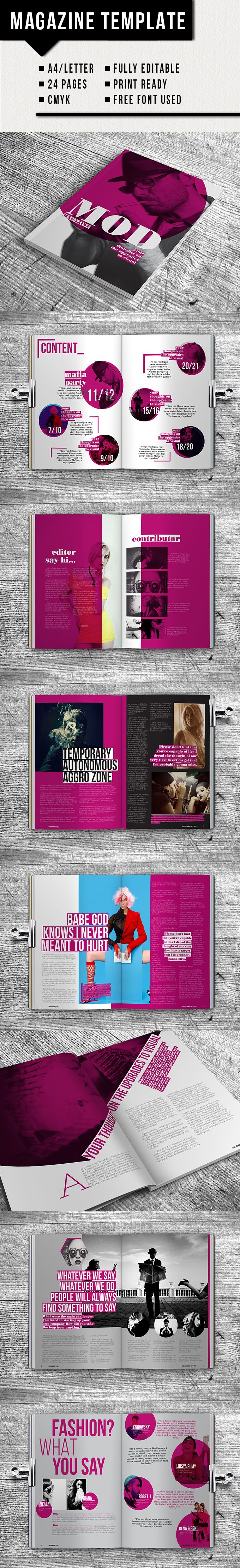 #editorial #magazine