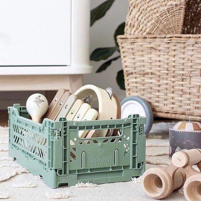 Ordnung Im Kinderzimmer In 2020 Crate Storage Crates Creative Home